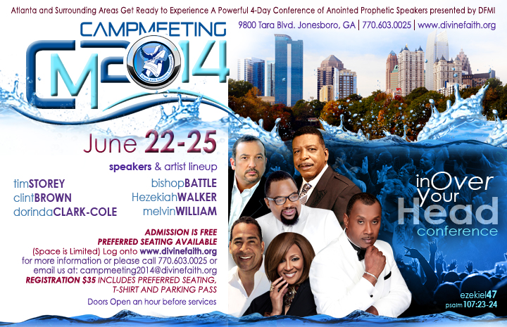 Camp Meeting 2014